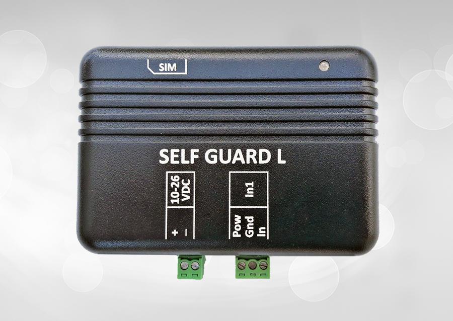 SelfGuard-L, автоаларма